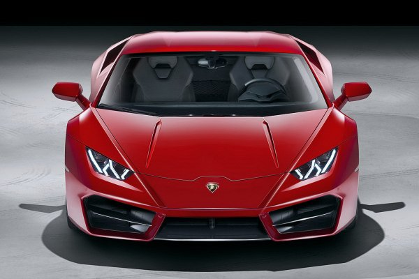 Lamborghini Huracan LP 580-2 RWD Edition : Une Huracan en mode Propulsion.