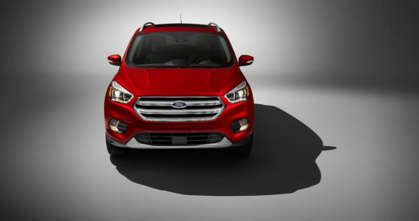 Salon de Los Angeles : Ford Escape/Kuga 2017