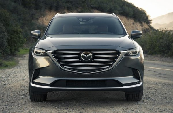 Salon Los Angeles 2015 : Mazda CX-9
