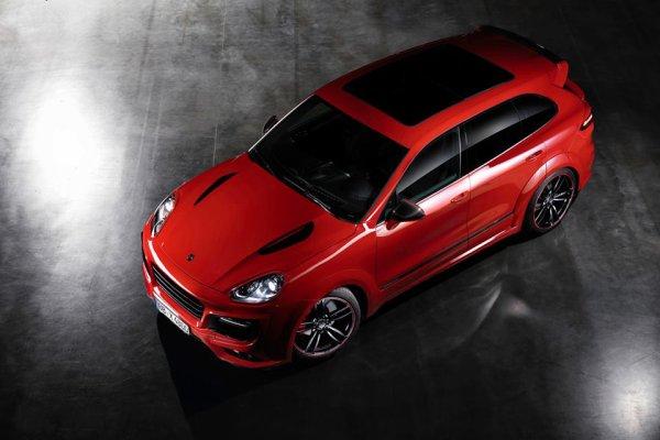 Essen 2016 : TechArt et un Porsche Cayenne Magnum
