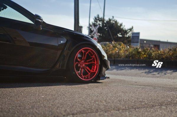 Rocket Bunny Lexus RC F