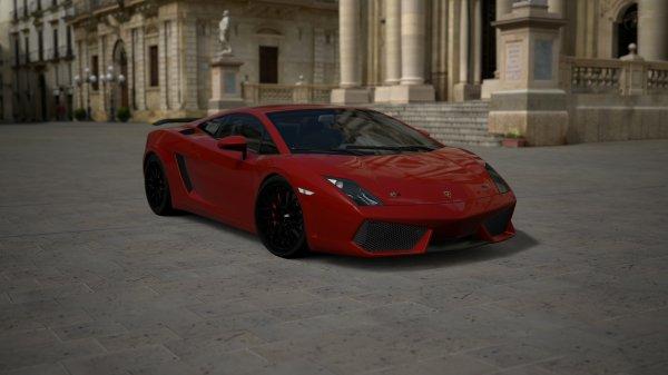 Gran Turismo 6 - Lamborghini Gallardo LP-811-4 By Ashik (par moi)