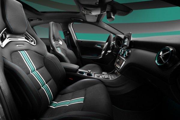 Mercedes-AMG A45 Petronas 2015 World Champion Edition : tout est dit
