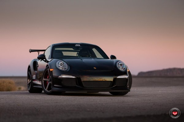 Porsche 911 GT3 RS by Vossen