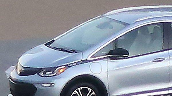 Et voici la Chevrolet Bolt