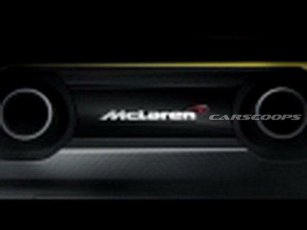Vraies fuites autour de la McLaren 675LT découvrable ?