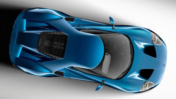 Ford GT : design et aéro au centre des attentions