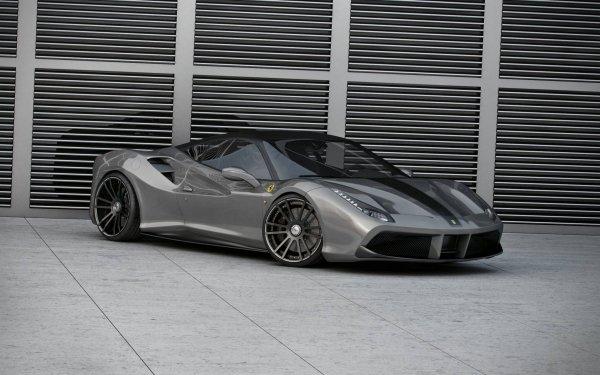Wheelsandmore et une Ferrari 488 GTB