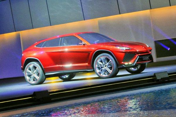 Lamborghini Urus : pas de conduite autonome