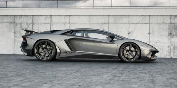Wheelsandmore pousse à 800 ch une Lamborghini Aventador SV