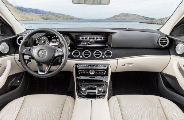 la nouvelle Mercedes Classe-E