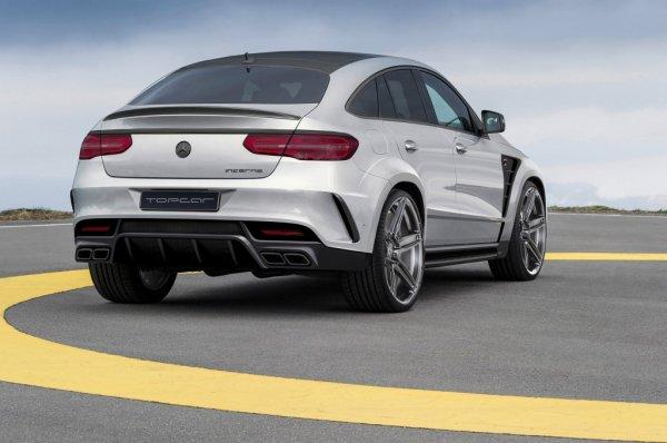 """Topcar  """"Inferno"""" Mercedes-Benz GLE Coupé"""
