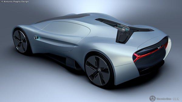 Mercedes-Benz ELK Design (GROSSE DEDICASSE A DISNEYPIXAR !)