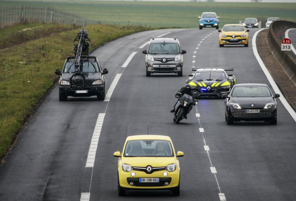Renault R.S. 01 Interceptor : terreur des autoroutes