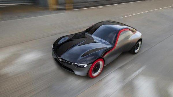 Genève 2016 : Opel GT Concept