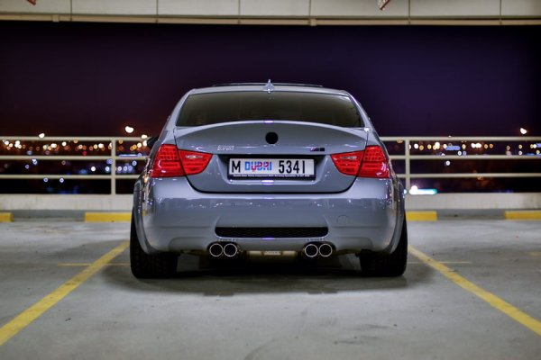 SUPERCHARGED NARDO GREY E90 M3