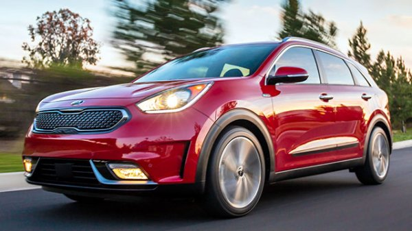 Chicago 2016 : Kia Niro