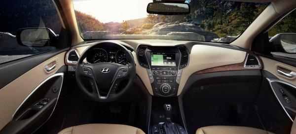 Chicago 2016 : Hyundai SantaFe