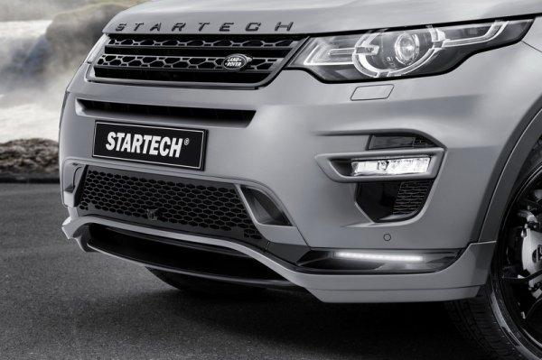 Genève 2016 : Startech et le Land Rover Discovery Sport