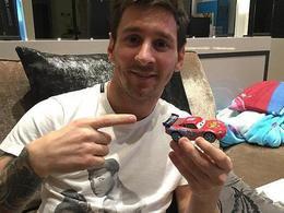 La Ferrari 335 à Messi ? Mais non !