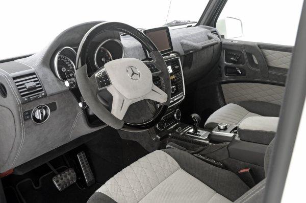 Mercedes Classe G500 Brabus