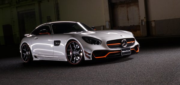 Wald Mercedes-AMG GT Black Bison Edition !
