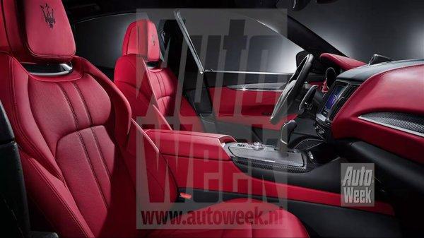 Le Maserati Levante avant l'heure