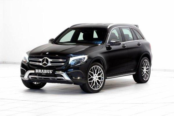 Genève 2016 : Mercedes GLC Brabus