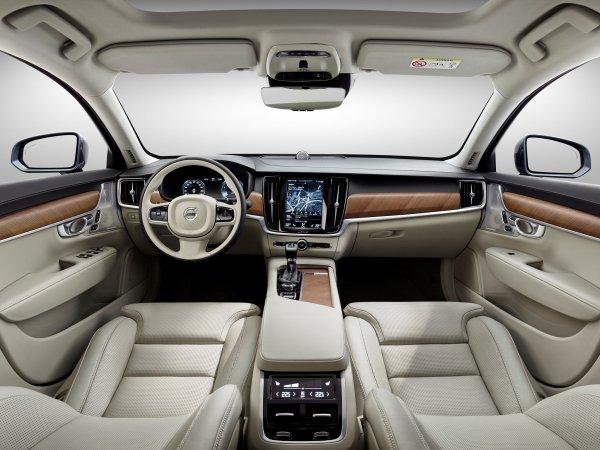 Genève 2016 : Volvo V90