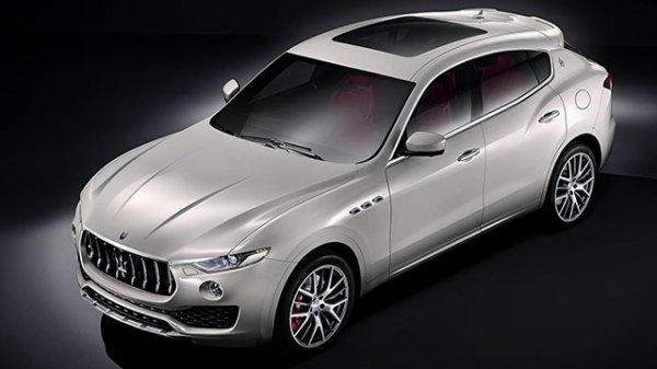 Genève 2016 : Maserati Levante, premières images officielles