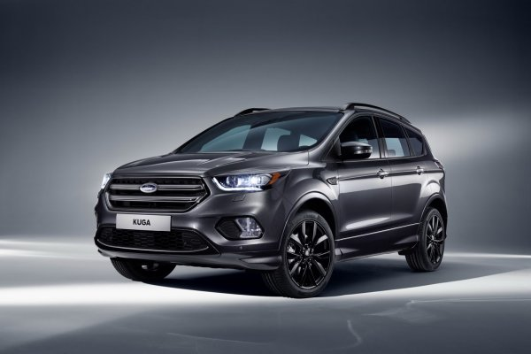 Salon Genève 2016 : Ford Kuga restylé
