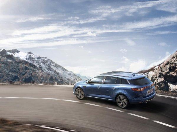 Genève 2016 : Renault Megane Estate