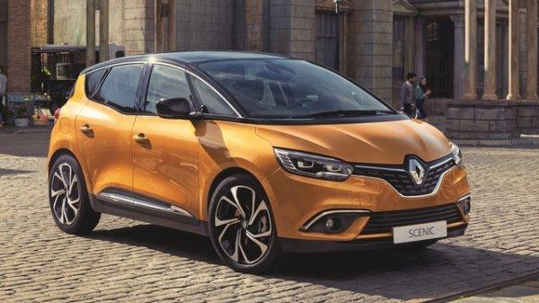 Genève 2016 : Le nouveau Renault Scenic prend la fuite