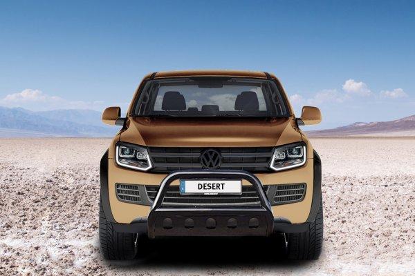 Genève 2016 : MTM Volkswagen Amarok V8 Passion Desert Edition