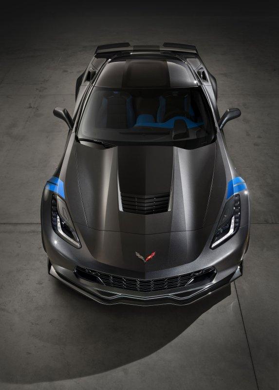Genève 2016 : Chevrolet Corvette Grand Sport