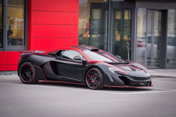 Genève 2016 : FAB Design et la McLaren 650S