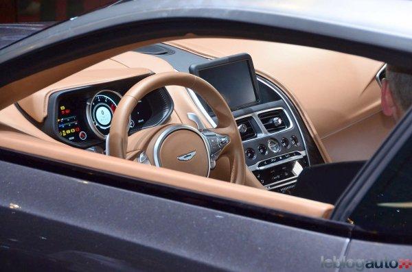 Genève 2016 : Aston Martin DB11