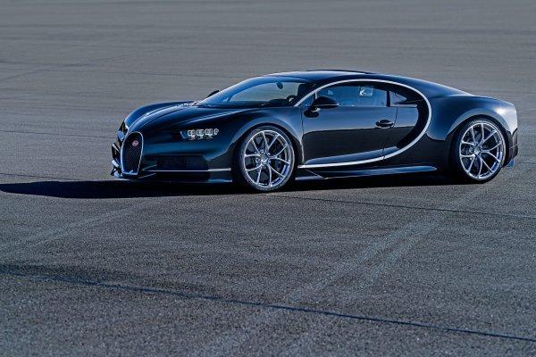Genève 2016 : Bugatti Chiron
