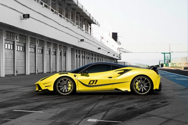 Genève 2016 : Mansory 4XX Siracusa