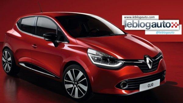 Spyshots : le Clio IV aura bientôt le C-Shape