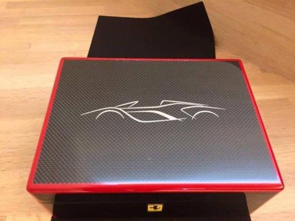 Ferrari : la LaFerrari Spider confirmée ?