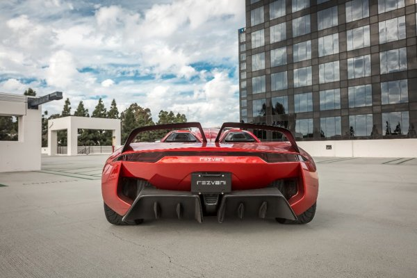 Rezvani Beast X Performance Package