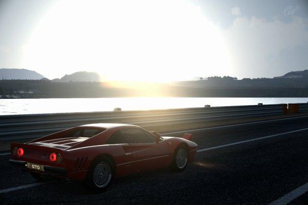 Ferrari 388 GTO - Gran Turismo 6