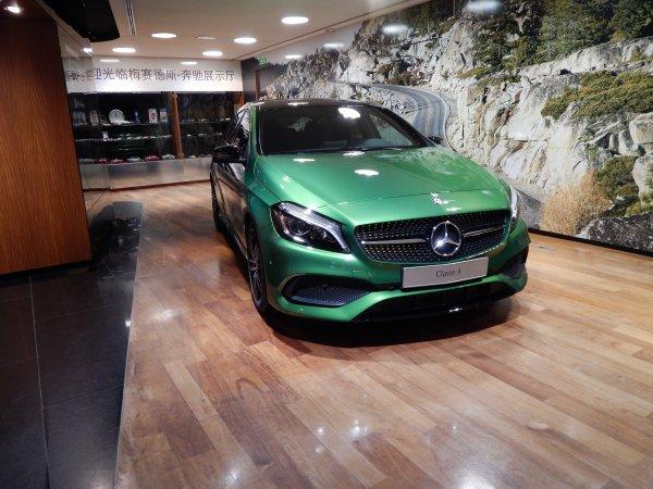 Mercedes classe a 220