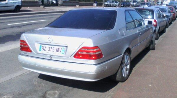 Mercedes CL 5001995 !!!