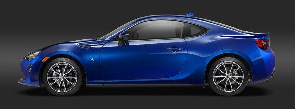 New York 2016 : Toyota 86