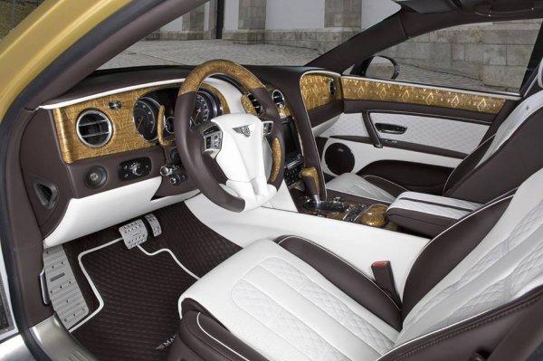 Mansory et une Bentley Flying Spur