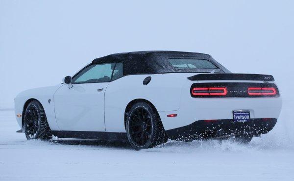 DropTop Customs tronçonne une Dodge Challenger Hellcat