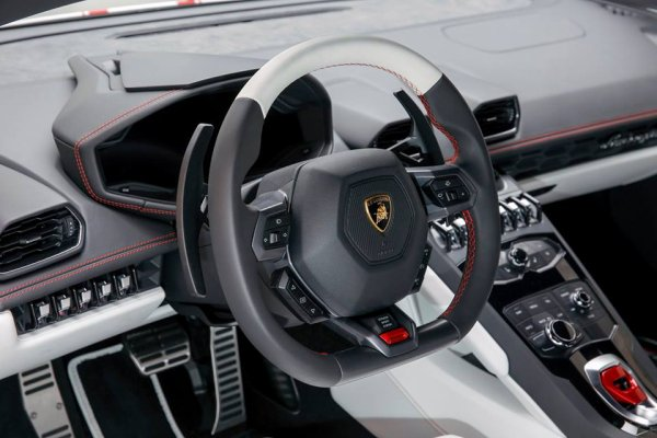 Un duo de Lamborghini Huracán LP610-4 Ad Personam