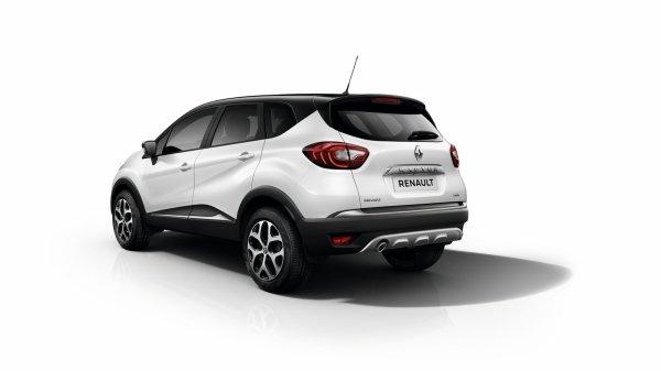 Renault présente son Kaptur